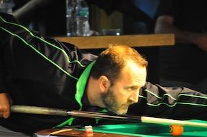 Conner Nabs Omega Billiards Stop at Speeds