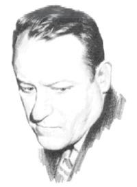 Billiard's Jake Schaefer, Jr. in 1968 BCA Hall of Fame