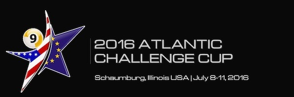 Nomination Process for Junior Pool Players into 2016 Atlantic Challenge Cup