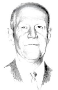 Billiard's Herman Rambow in 1969 BCA Hall of Fame