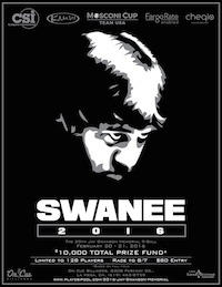 """Pool's 20th Jay """"Swanee"""" Swanson Memorial 9-Ball in February"""
