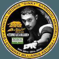 Pool's Ginky Memorial this weekend at Steinway Billiards