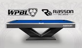 Rasson Announced as New Matchroom Pool Table Supplier