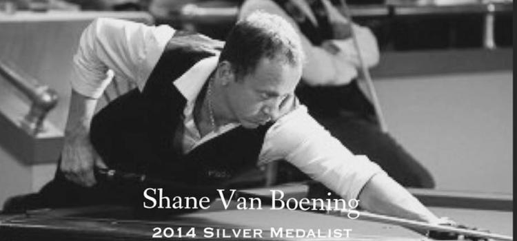 Van Boening is Gunning for World Straight Pool Championship
