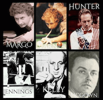 6th Annual Straight Pool Hall of Fame Nominees