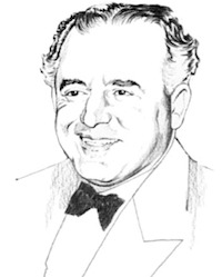 """Andrew """"Ponzi"""" in Pool's BCA Hall of Fame, Inducted 1988"""