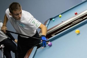 Day One – WPA World 9-Ball Championships for Juniors