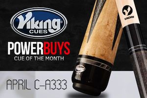 Viking PowerBuys Cue of the Month April Giveaway