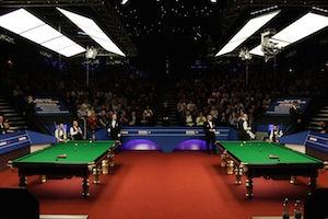 World Snooker Championship Broadcast Live On Facebook