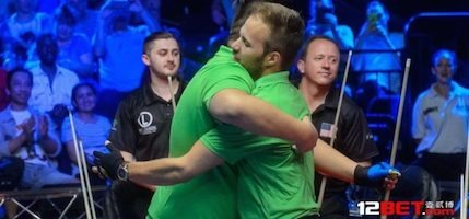 Austria Wins 12BET World Cup of Pool