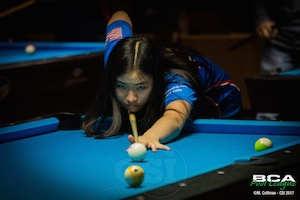16-Year-Old Jiang Wins BCAPL Singles Platinum