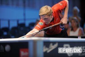 Team Europe 2:1 Lead at Atlantic Challenge Cup