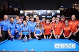 Europe Wins Atlantic Challenge Cup