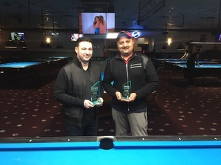Dave Shlemperis Wins Tri-State at Steinway Billiards