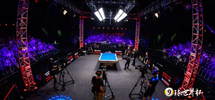 2018 World Cup of Pool – Update