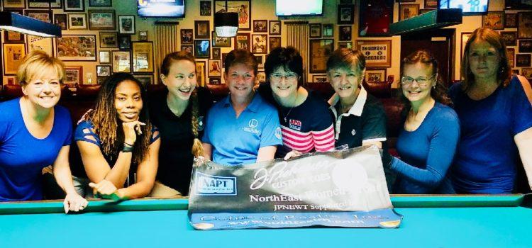Corr Wins on J. Pechauer Northeast Women's Tour