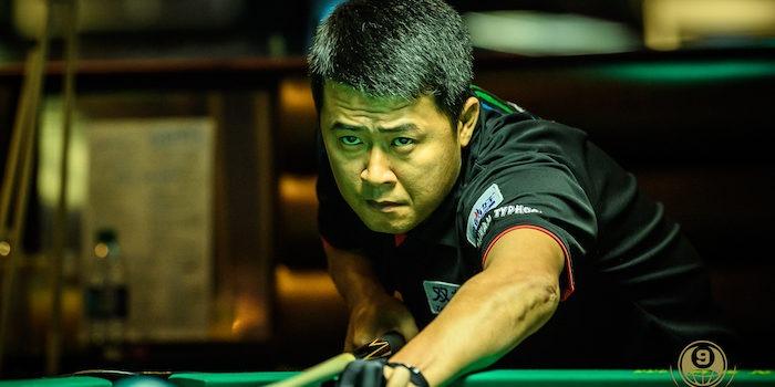 WPA Players Championship Philippines vs. Taiwan Semi-Finals