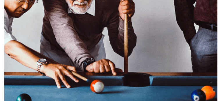 Top 10 Health Benefits of Playing Billiards