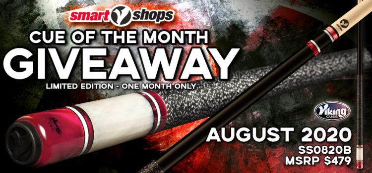 Viking SmartShops Cue Giveaway Returns for August, 2020