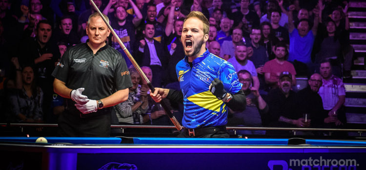 Ouschan on Mosconi Cup Team Europe