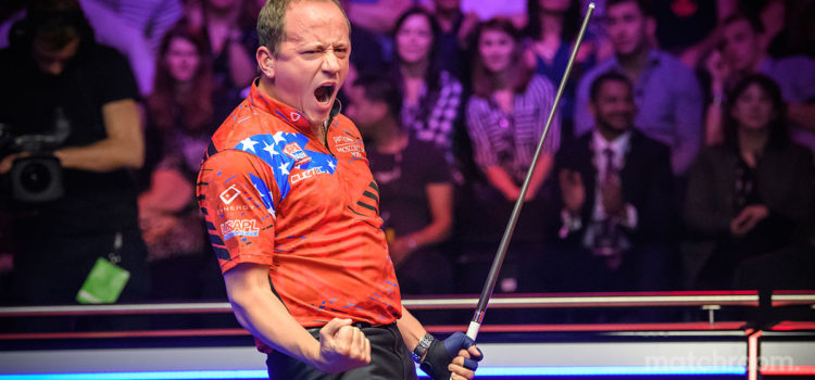 Van Boening Confirmed for Team USA at Party Poker Mosconi Cup