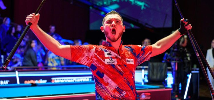 Thorpe is 4th for Mosconi Cup Team USA