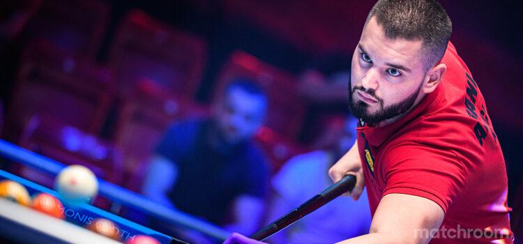 KACI'S ALBANIA AMONG LATEST CONFIRMED FOR WORLD CUP OF POOL