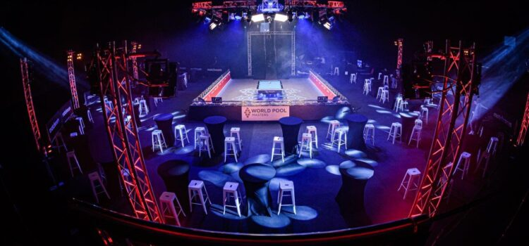 MATCHROOM TO WELCOME FANS TO FINAL DAY OF WORLD POOL CHAMPIONSHIP