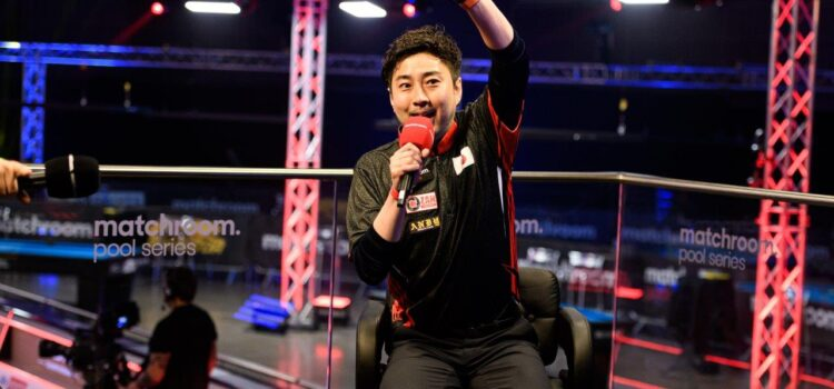 OI DEFEATS FILLER, VAN BOENING MARCHES ON AT WORLD POOL CHAMPIONSHIP