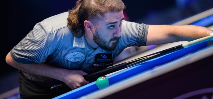 DEFENDING CHAMPION GORST OUT OF WORLD POOL CHAMPIONSHIP