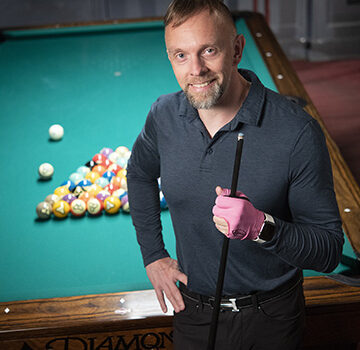 Germany's Thorsten Hohmann Elected to Billiard Congress of America Hall of Fame