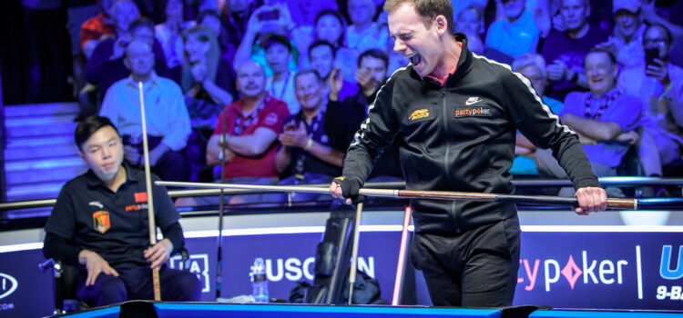 US OPEN POOL CHAMPIONSHIP DRAW COMPLETE