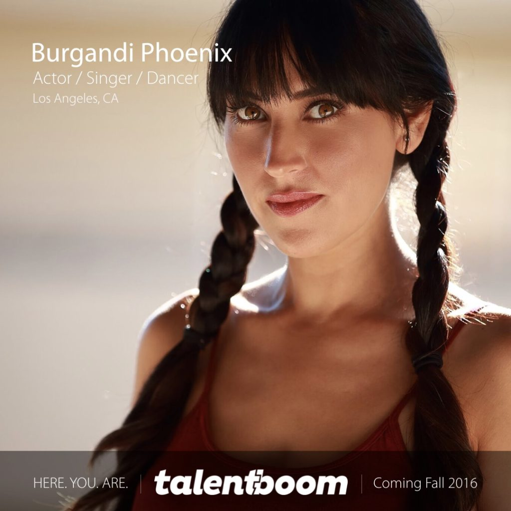 talentboom.com- The BEST site for Actors or anyone in the Entertainment Industry