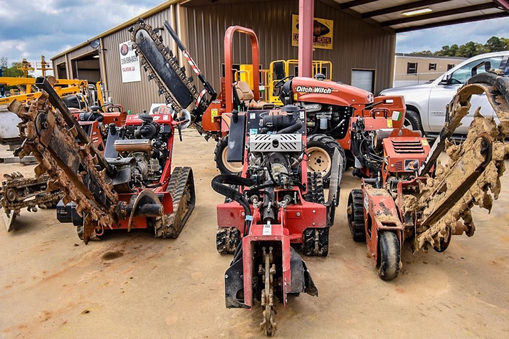 Equipment Rentals in Monroe | JTB Rentals