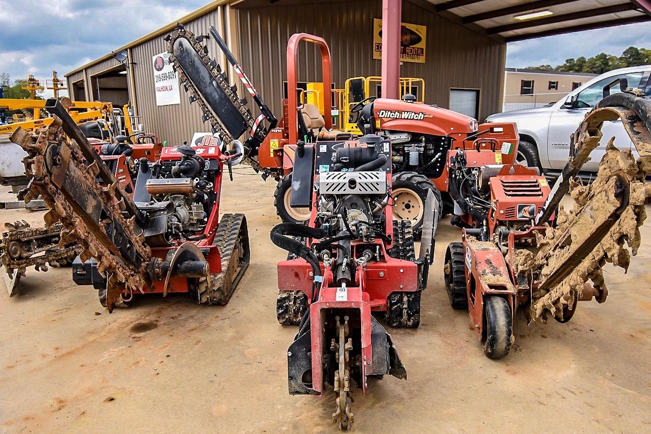 Equipment Rentals in Monroe | JTB Rentals