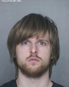 Beasley Arrested mug shot