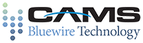 CAMS Bluewire Technology Logo