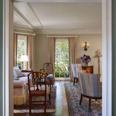 northfield illinois formal sitting room