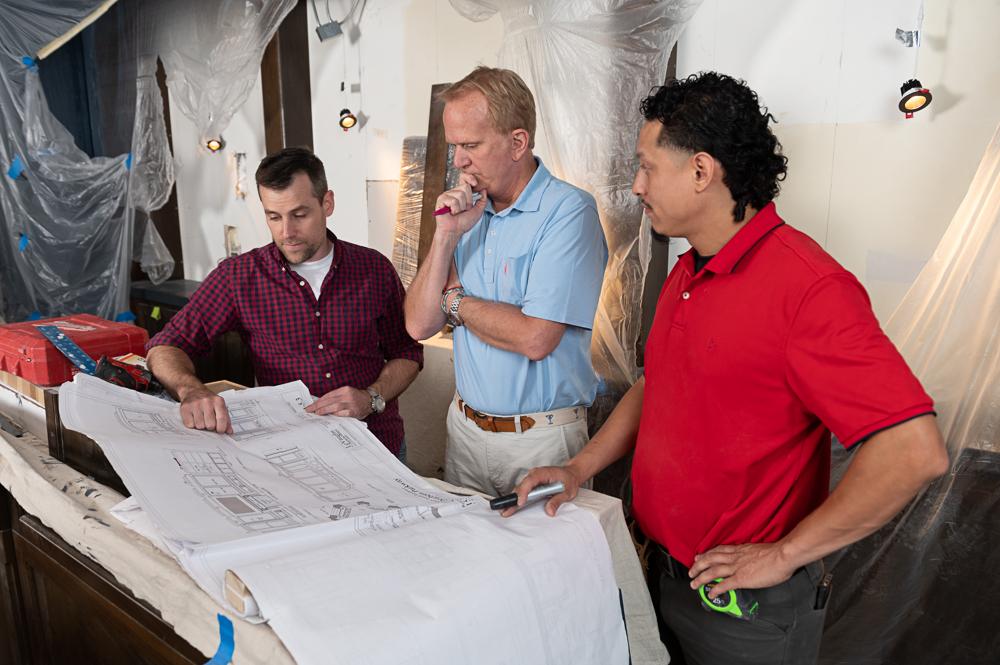 Middlefork Luxury Home Builders in chicago team