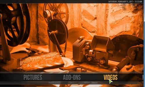 Amber Skin Screenshot pic 1