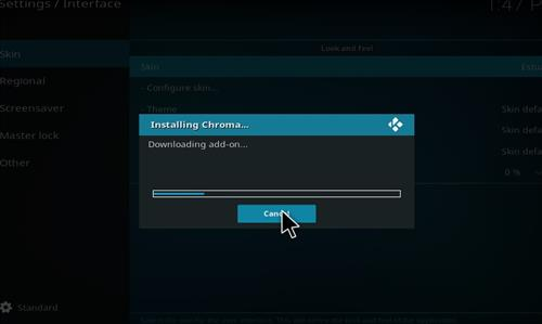 How to Install Chroma Skin with Screenshots step 6