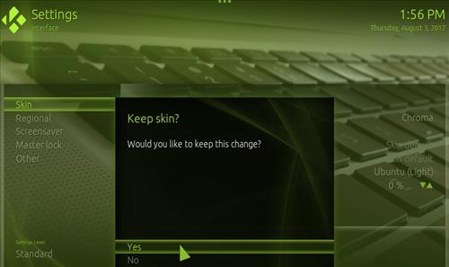 How to Install Chroma Skin with Screenshots step 7