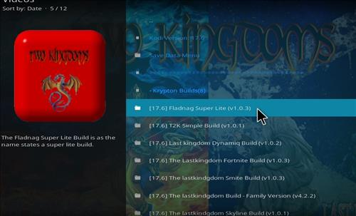 How to Install Fladnag Super Lite Kodi Build with Screenshots step 22
