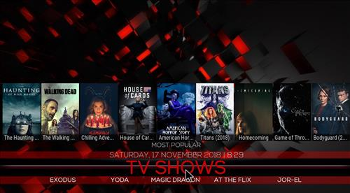 How to Install Vodka Kodi Build Blue Label with Screenshots pic 2