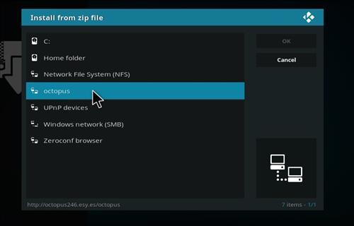 How to Install Taz Kodi Add-on with Screenshots step 11