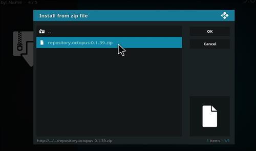 How to Install Taz Kodi Add-on with Screenshots step 12