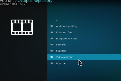 How to Install Taz Kodi Add-on with Screenshots step 16