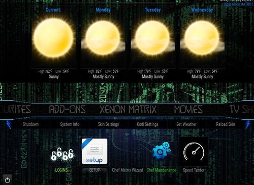 How to Install Xenon Build Kodi 19 Matrix