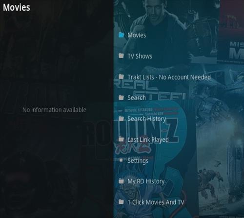How To Install DejaVu Again Kodi 19 Matrix Addon Overview