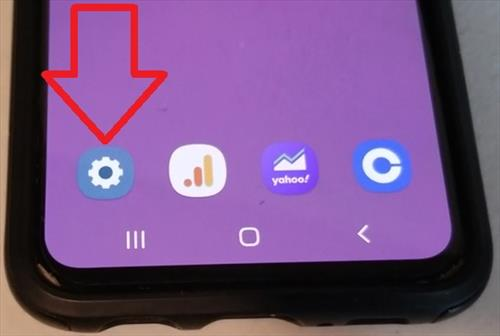 How To Enable Developer Options Galaxy S10 Step 1